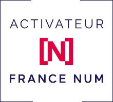 Logo Activateur France Num
